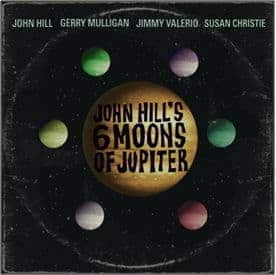 Six Moons of Jupiter by John Hill