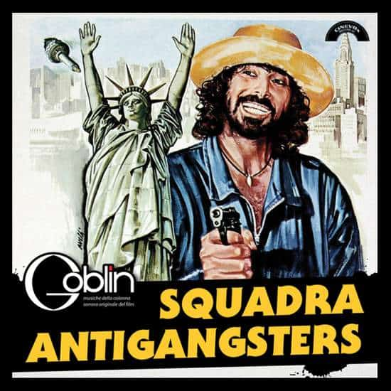 'Squadro Antigangsters' by Goblin