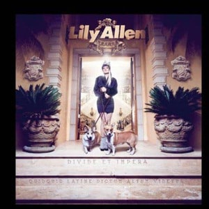 'Sheezus' by Lily Allen