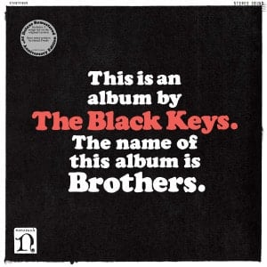 'Brothers (Deluxe Remastered Anniversary Edition)' by The Black Keys
