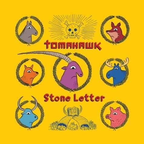 'Stone Letter' by Tomahawk
