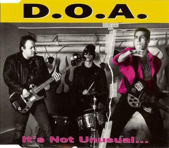 'It's Not Unusual' by D.O.A