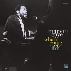 'What's Going On Live' by Marvin Gaye