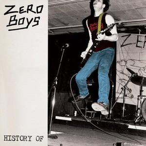 'History Of' by Zero Boys