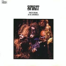 Twelve Dreams of Dr. Sardonicus by Spirit
