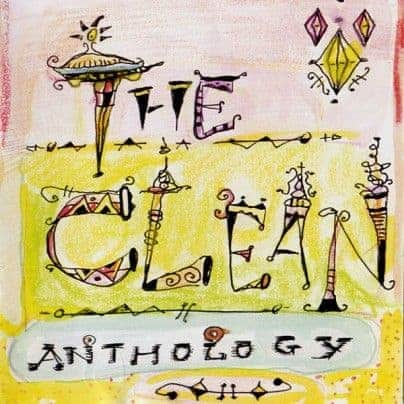 'Anthology' by The Clean