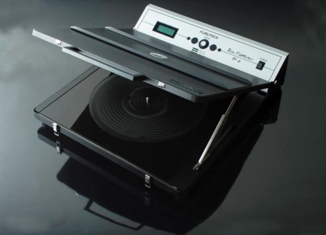 Furutech Vinyl LP Flattener