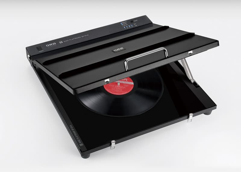 Orb Vinyl LP Flattener